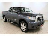 2008 Slate Gray Metallic Toyota Tundra Limited Double Cab 4x4 #58090423