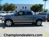 2011 Sterling Grey Metallic Ford F150 Lariat SuperCrew #57872609