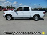 2011 Oxford White Ford F150 Lariat SuperCrew #57872608
