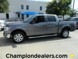 2011 Sterling Grey Metallic Ford F150 XLT SuperCrew #57872604