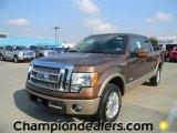 2011 Golden Bronze Metallic Ford F150 Lariat SuperCrew #57872599