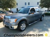 2011 Sterling Grey Metallic Ford F150 XLT SuperCrew #57872588
