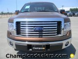 2011 Golden Bronze Metallic Ford F150 XLT SuperCrew #57872581