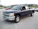 2012 Chevrolet Silverado 1500 Imperial Blue Metallic