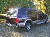 2003 Ford F250 Super Duty Chestnut Brown Metallic