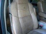 2003 Ford F250 Super Duty King Ranch Crew Cab 4x4 Castano Brown Interior