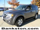 2011 Sterling Grey Metallic Ford Escape XLT #57872444