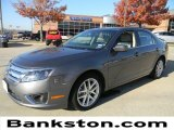 2010 Sterling Grey Metallic Ford Fusion SEL #57872438