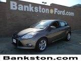 2012 Sterling Grey Metallic Ford Focus SE Sport 5-Door #57872375