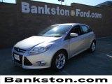 2012 Ingot Silver Metallic Ford Focus SE Sport 5-Door #57872372