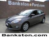 2012 Sterling Grey Metallic Ford Focus SE 5-Door #57872367