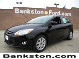 2012 Black Ford Focus SE 5-Door #57872364