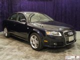 2008 Deep Sea Blue Pearl Effect Audi A4 2.0T S-Line Sedan #58090310