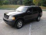 2003 Black Ford Explorer XLS 4x4 #57875100