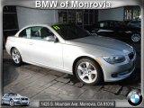 2011 Titanium Silver Metallic BMW 3 Series 335i Convertible #58090288