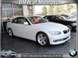 2011 Mineral White Metallic BMW 3 Series 328i Coupe #58090287