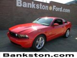 2012 Race Red Ford Mustang GT Coupe #57872298