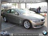 2011 Platinum Bronze Metallic BMW 3 Series 328i Coupe #58090286