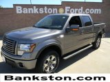 2011 Sterling Grey Metallic Ford F150 FX4 SuperCrew 4x4 #57872275