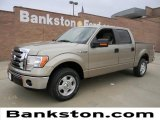 2011 Pale Adobe Metallic Ford F150 XLT SuperCrew #57872270