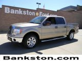 2011 Pale Adobe Metallic Ford F150 XLT SuperCrew #57872269