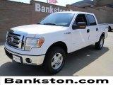 2011 Oxford White Ford F150 XLT SuperCrew 4x4 #57872268