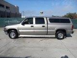 2001 Chevrolet Silverado 1500 LS Crew Cab Data, Info and Specs