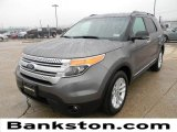 2011 Sterling Grey Metallic Ford Explorer XLT #57872227