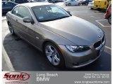 2010 Platinum Bronze Metallic BMW 3 Series 335i Convertible #57875079