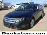 2010 Atlantis Green Metallic Ford Fusion SE #57872210