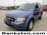 2009 Sport Blue Metallic Ford Escape XLS #57872194