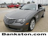2006 Machine Gray Metallic Chrysler Crossfire Limited Coupe #57872178