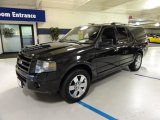 2010 Tuxedo Black Ford Expedition EL Limited 4x4 #58090252
