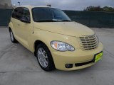 2007 Pastel Yellow Chrysler PT Cruiser Limited #57875052