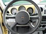 2007 Chrysler PT Cruiser Limited Steering Wheel