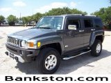 2009 Graphite Metallic Hummer H3  #57872135