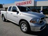 2011 Bright Silver Metallic Dodge Ram 1500 SLT Quad Cab #57875027