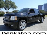 2012 Chevrolet Silverado 1500 LTZ Crew Cab Data, Info and Specs