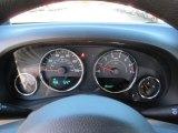 2012 Jeep Wrangler Sport 4x4 Gauges