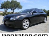 2012 Black Granite Metallic Chevrolet Malibu LS #57872072