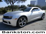 2012 Silver Ice Metallic Chevrolet Camaro LT/RS Coupe #57872054