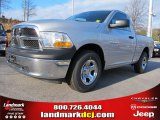 2012 Bright Silver Metallic Dodge Ram 1500 ST Regular Cab #58090185