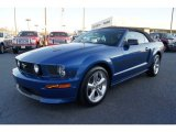 2009 Ford Mustang GT/CS California Special Convertible Data, Info and Specs