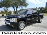 2011 Black Chevrolet Silverado 1500 LT Crew Cab #57871998