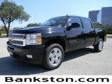 2011 Black Chevrolet Silverado 1500 LTZ Crew Cab #57871997