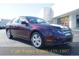 2012 Bordeaux Reserve Metallic Ford Fusion SE #57874967