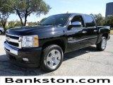 2011 Black Chevrolet Silverado 1500 LT Crew Cab #57871991