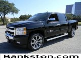 2011 Black Chevrolet Silverado 1500 LT Crew Cab #57871986