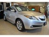 2010 Palladium Metallic Acura ZDX AWD Technology #57874939