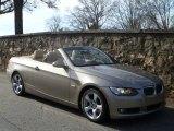 2007 Platinum Bronze Metallic BMW 3 Series 328i Convertible #58090103